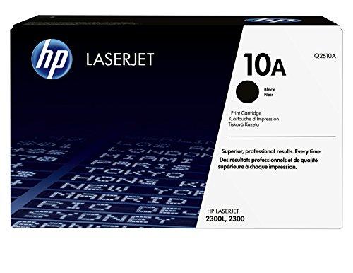 HP 10A (Q2610A) Schwarz Original Toner für HP Laserjet 2300