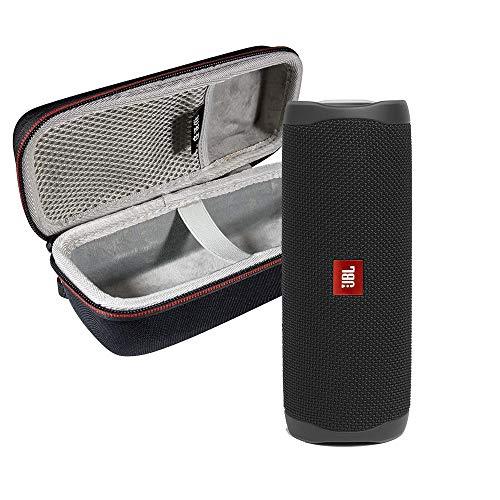 JBL FLIP 5 Portable Speaker IPX7 Waterproof On-The-Go Bundle with WRP Deluxe...