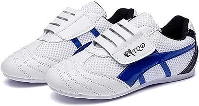 Fafeims Zapatos de Boxeo Arts Sneaker Karate Kung fu Taichi Kick Shoes Universal para Hombres y Mujeres Sport Trainingning