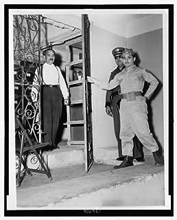 Infinite Photographs Photo: Pedro Albizu Campos,1891-1965,Police Headquarters