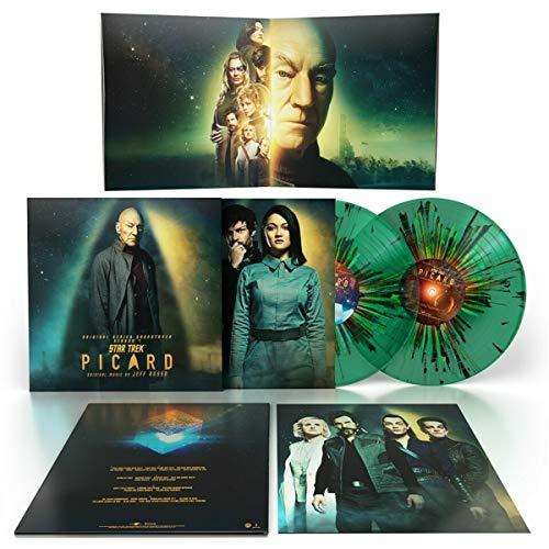 Star Trek Picard (Ltd.ed.) (2lp) (Col.) [Vinyl LP]