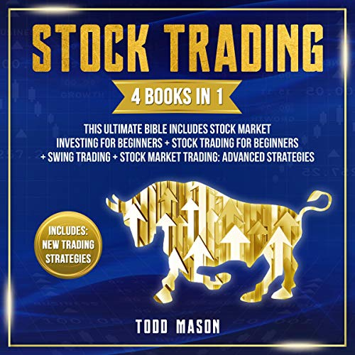 Stock Trading: 4 Books in 1  By  cover art