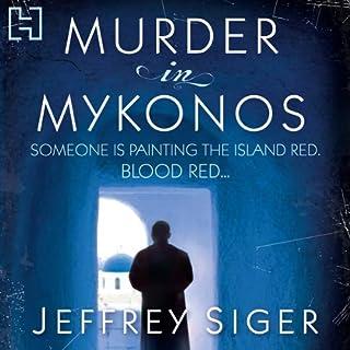 Murder in Mykonos cover art