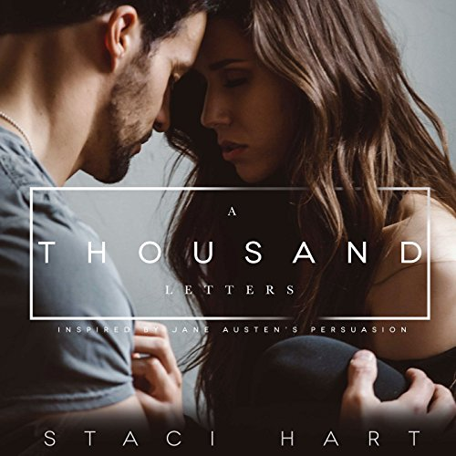 A Thousand Letters audiobook cover art