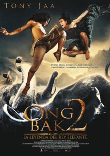 Ong Bak 2: La leyenda del Rey Elefante [DVD]