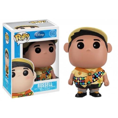 Funko- Pop Vinile Disney Up Russell, 3205