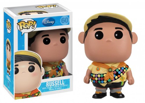 POP! Vinilo - Disney: Up! Russell