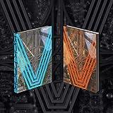 SM Entertainment WayV - Kick Back (3er Mini álbum) Álbum+On Pack Poster+Extra Photocards Set (Versión aleatoria)