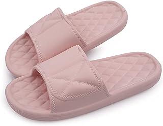 شباشب الحمام للنساء والرجال المحمولة سريعة الجفاف غير زلة حمام السباحة دش أحذية داخلية وخارجية للجنسين شباشب