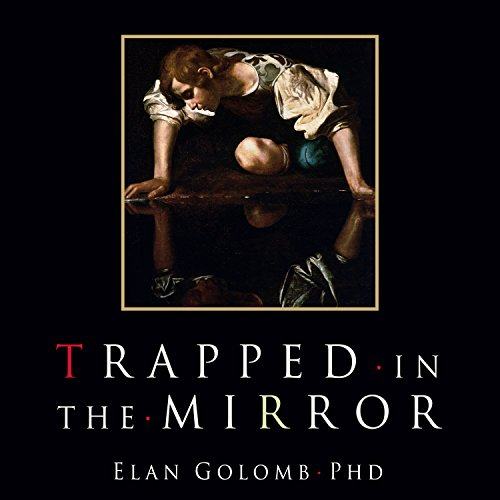 Trapped in the Mirror audiobook cover art