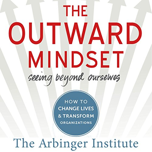 The Outward Mindset audiobook cover art