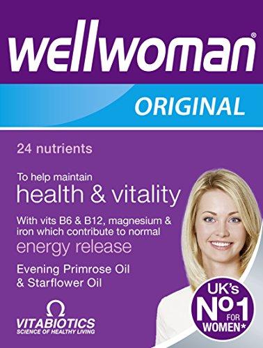 Vitabiotics Wellwoman Original, 30 Capsules