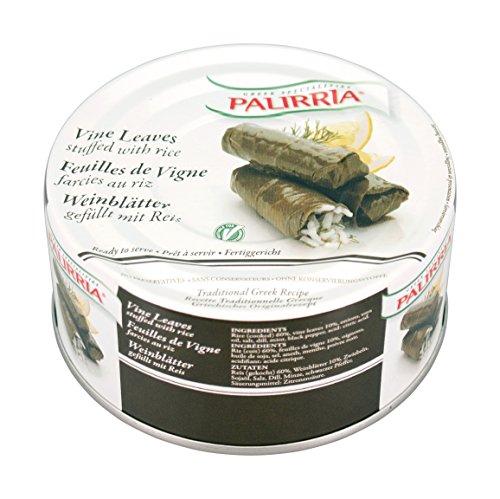 Palirria Stuffed Vine Leaves 280 Gram Can
