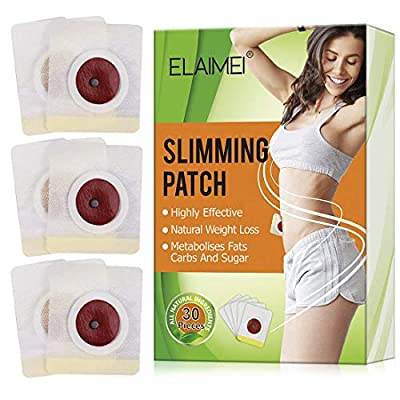 Slimming Patch, Weight Loss Sticker, Slimming Tightening Sticker for Shaping Waist, Abdomen and Buttocks, Quick Slimming from Gobesi
