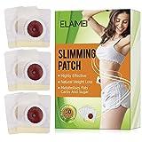 Slim Patch, Patch Burning Fat Loss, Fast Weight Loss, Anti Cellulite & Fat Burning, Amincissement du ventre, Efficacité forte et Sécurité (30 Pièces)
