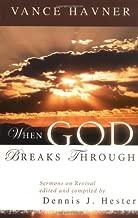 When God Breaks Through: Sermons on Revival by Vance Havner