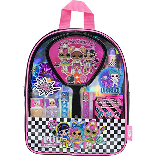 Townley Girl L.O.L Surprise Backpack Cosmetic Set