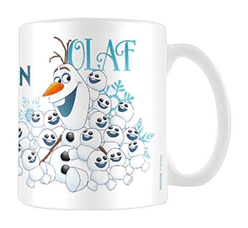 Disney Frozen - Taza Olaf, 320 ML