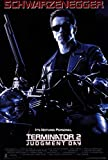 Terminator 2: Judgment Day Movie Poster (68,58 x 101,60 cm)