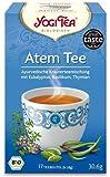 Yogi té, té de respiración ayurvedische té mezcla, biotee, schmeckt So aussergewöhnlich, que es para un momento de la Impresión del Día Resuelve, 17Bolsas de té, 30,6g