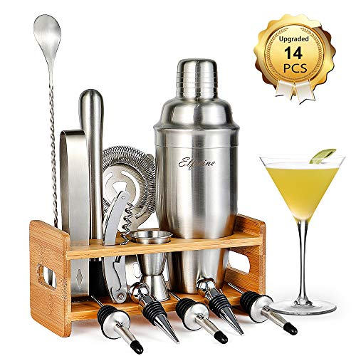 Bartender Kit Cocktail Shaker Set