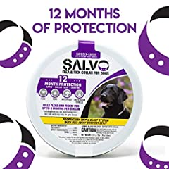 KILLS FLEAS AND TICKS ON CONTACT: Effective on contact. Steer clear of itchy, painful bites with our fast-acting formula. RIGHT-FIT DESIGN: Provides an easy-fit, comfortable surface to avoid irritation. Triple clasp system ensures collar stays engage...