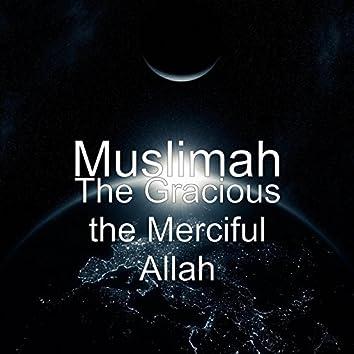 The Gracious the Merciful Allah