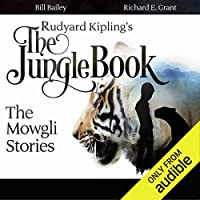 Rudyard Kipling's The Jungle Book audio book