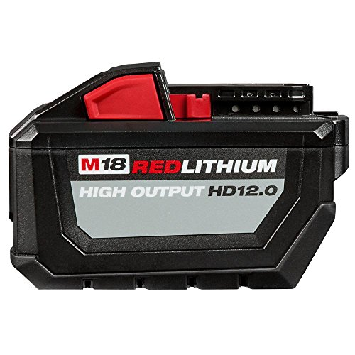 MILWAUKEE'S Electric Tools 48-11-1812 Battery Pack