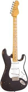 Vintage Guitars Icon V6 Electric Guitar - Black