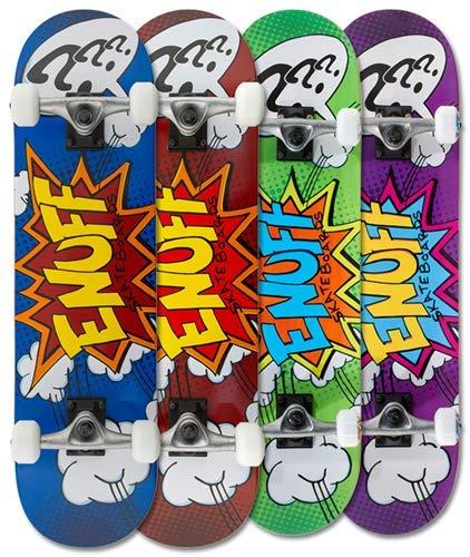 Enuff Enu2250 Skateboard Mixte Enfants Taille Unique Verde (Mini Green)