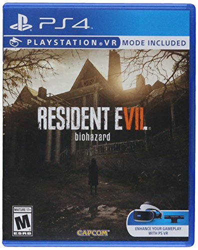 Capcom 56028 Resident Evil 7 Biohazard Ps4