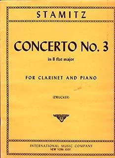 stamitz clarinet concerto no 3