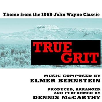"Theme from The 1969 John Wayne Classic ""True Grit"" (Instrumental) (Elmer Bernstein) - Single"