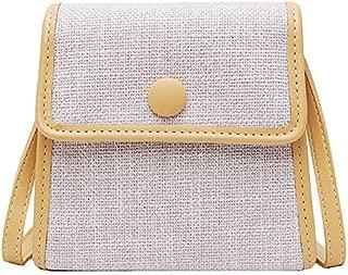 TOOGOO Crossbody Bags For Women New Summer Messenger Shoulder Bag Ladies Travel Phone Quality Purses And Handbags Yellow