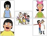Bob's Burgers Wandkunst-Poster-Sammlung – Tina, Louise,