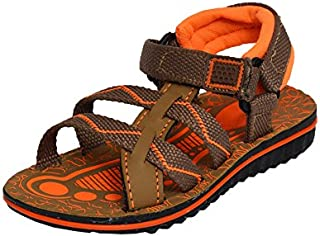 BUNNIES Lite Weight Colorful Casual Sandal (1 t 13 Years Kids)