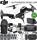 DJI Mavic Air Drone Quadcopter FLY MORE COMBO (Arctic White)...