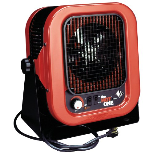Cadet RCP502S Space Heater, 5000W 30A'The Hot One' Portable...