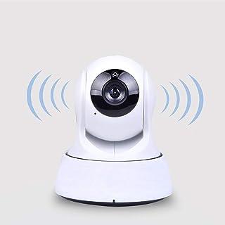 DZSF 720p trådlös kamera wifi webbkamera mobiltelefon fjärrkontroll nattvision hem smart HD-skärm kamera nätverk hemsäkerhet