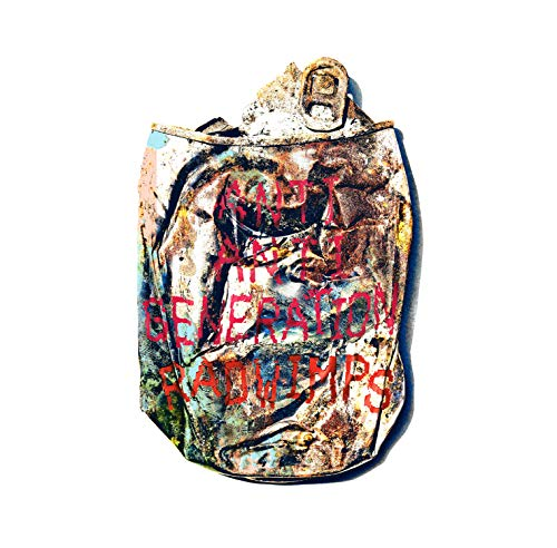 [Album]ANTI ANTI GENERATION – RADWIMPS[FLAC + MP3]