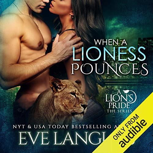 When a Lioness Pounces  By  cover art