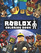 Roblox Coloring Book: Color Wonder Roblox Coloring Book Pages & Markers, Mess Free Coloring, Wonderful Gift for Kids
