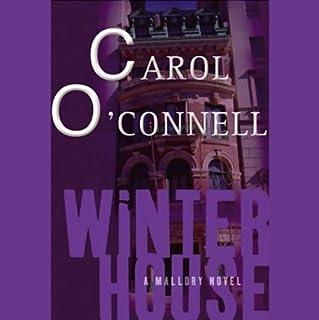 Winter House audiobook cover art