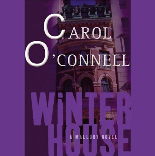 Winter House audiobook cover art