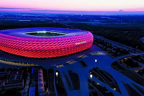 Jochen Schweizer Geschenkgutschein: Kurztrip München mit Allianz Arena und FC Bayern Museum für 2 (2 Tage)