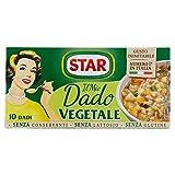 Star - Dado Vegetale, Ricco di Sapore, 10 Dadi - 100 g...