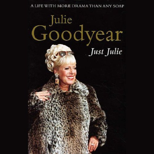 Just Julie audiobook cover art