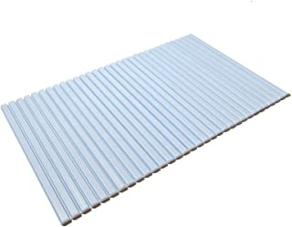 東プレ 風呂ふた シャッター ブルー 70×109cm M11