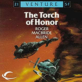 The Torch of Honor audiobook cover art